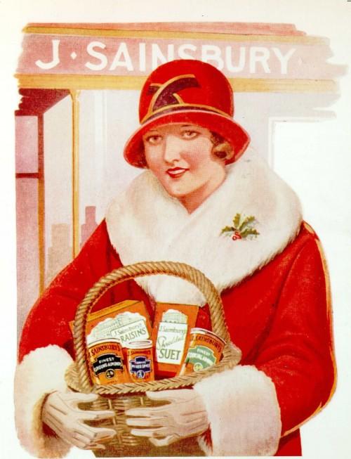 1929 Christmas Pudding