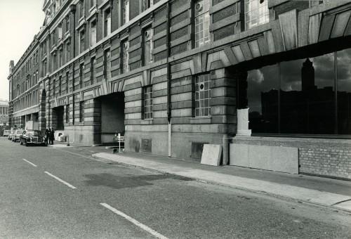 SA/BL/IMA/5/4 - Photograph of Stamford House exterior, 1969-1970s