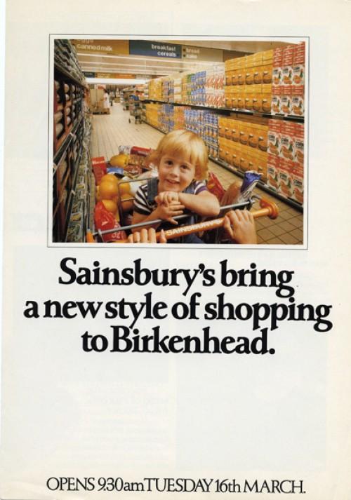 SA/BR/22/B/24/2/1 - Birkenhead (Woodchurch Road, Prenton) store opening brochure