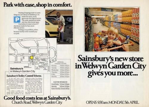 Welwyn Garden City branches files | SA/BR/22/W/19/2 - Welwyn Garden
