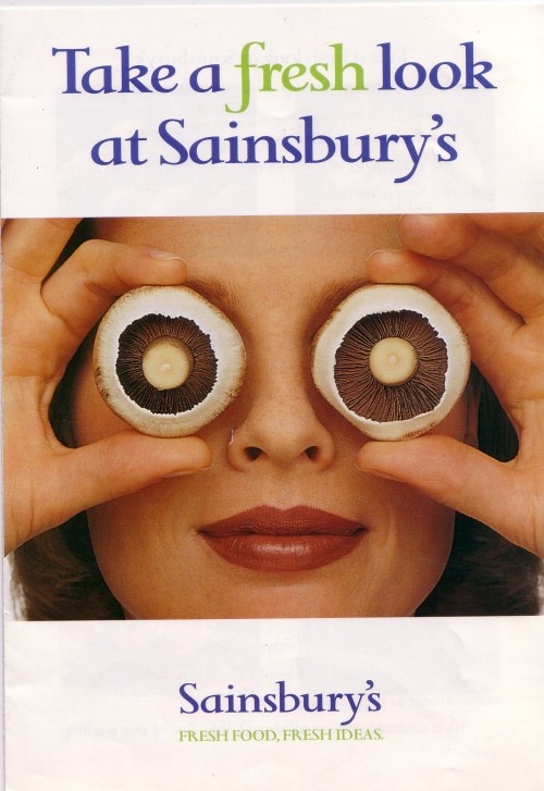 "SA/BRA/3/1/6/2 - ""Take a fresh look at Sainsbury's"" staff leaflet"