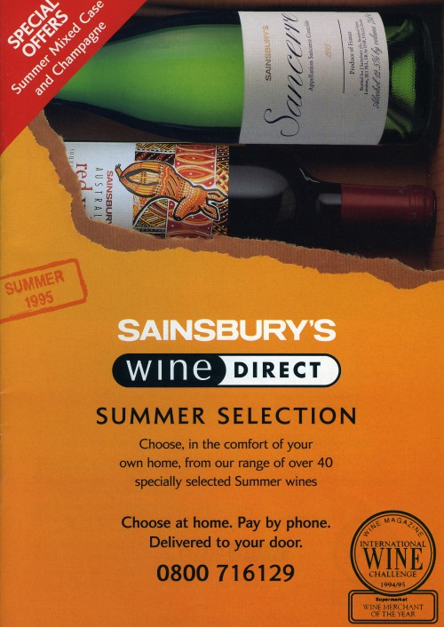 SA/BRA/5/5/1/2 - Wine Direct brochure
