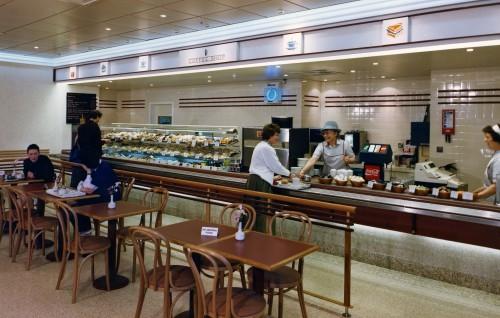SA/BRA/5/6/3/1/1 - Photograph of Coffee Shop in a Sainsbury's supermarket