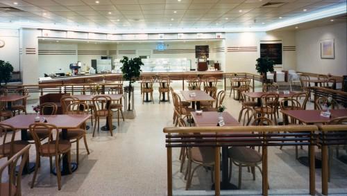 SA/BRA/5/6/3/1/3 - Photograph of Coffee Shop in a Sainsbury's supermarket