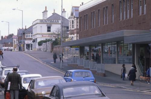 SA/BRA/7/B/31/6/5/8 - Image of Winton (447/457 Wimborne Road) branch exterior