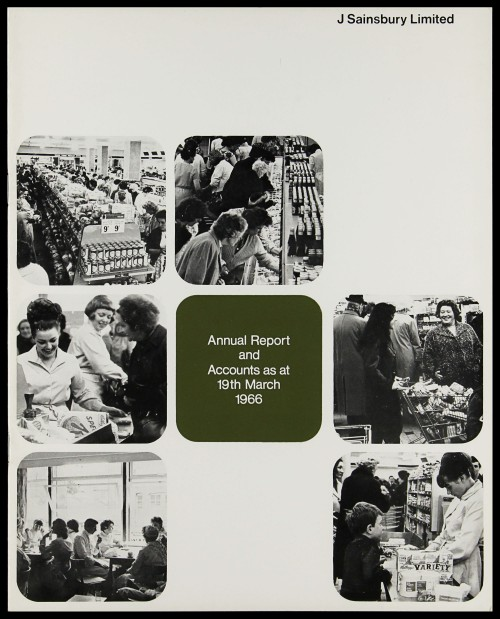 SA/CO/5/1/17 - Annual report and accounts 1966