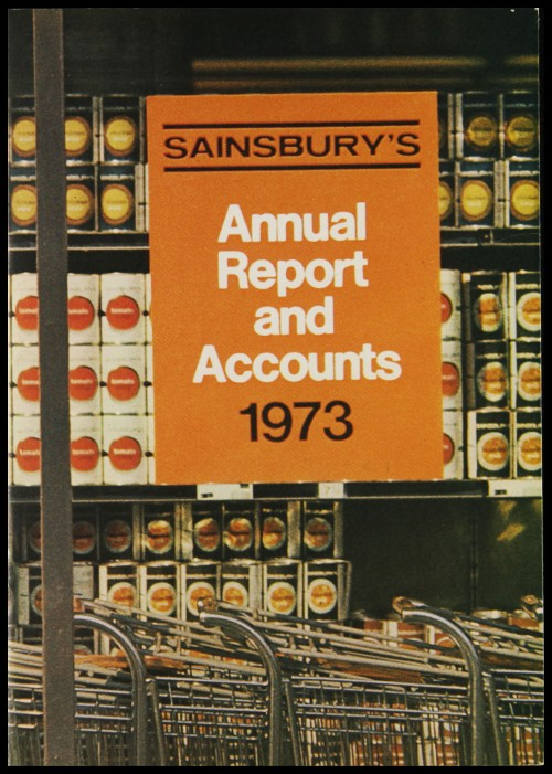 SA/CO/5/1/24 - Annual report and accounts 1973