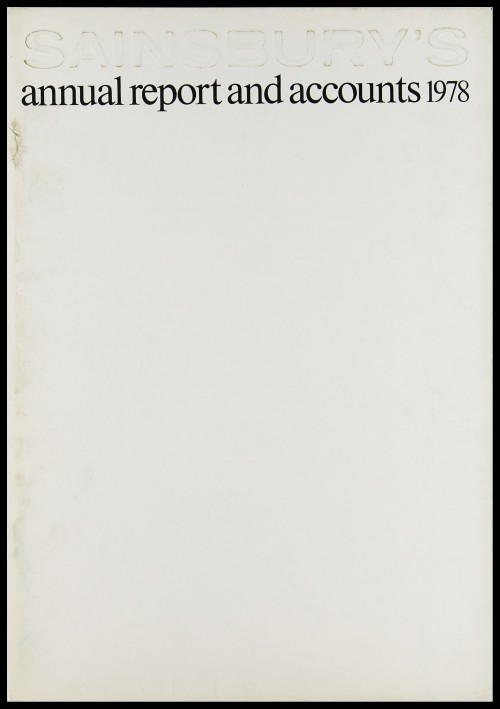 SA/CO/5/1/29 - Annual report and accounts 1978