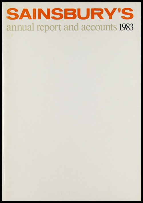 SA/CO/5/1/34 - Annual report and accounts 1983