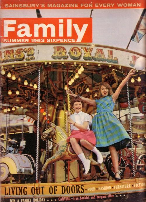 "SA/CPUB/FC/FAM/1/9 - ""Family"" (magazine) issue 8, Summer 1963"
