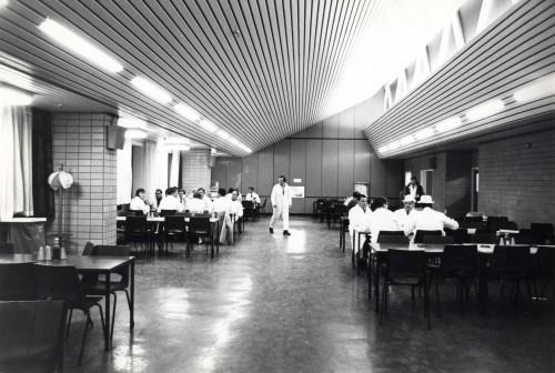 SA/DEP/4/6/35 - Photograph of Charlton Depot - staff cafeteria