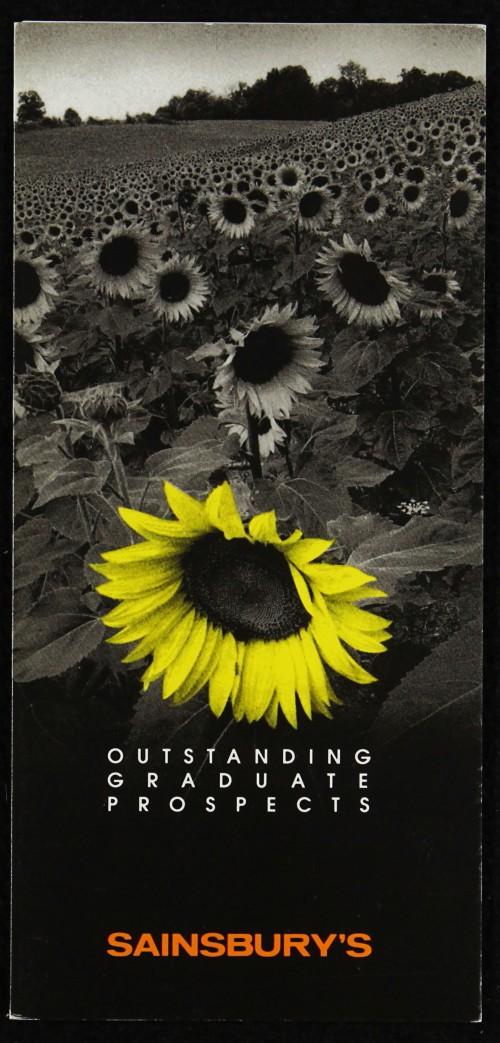 "SA/EMP/1/1/10/16 - ""Outstanding Graduate Prospects"" leaflet"