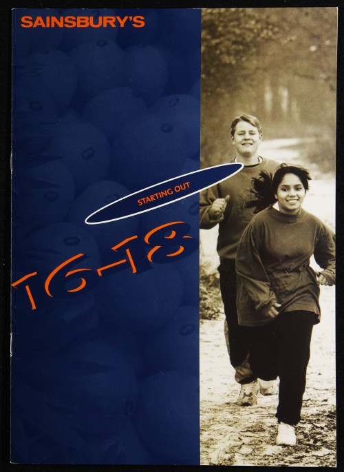"SA/EMP/1/1/2/52 - ""Starting Out: 16-18"" booklet"