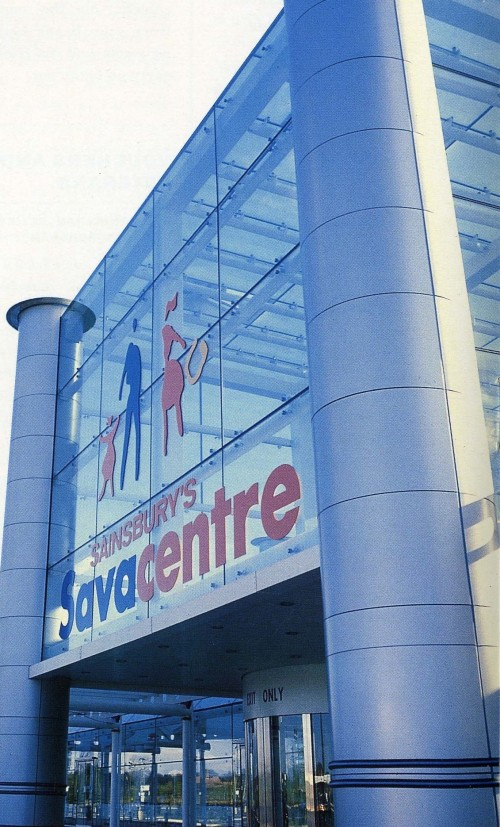 The Story of Savacentre