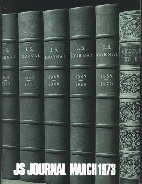 SA/SC/JSJ/27/1 - JS Journal