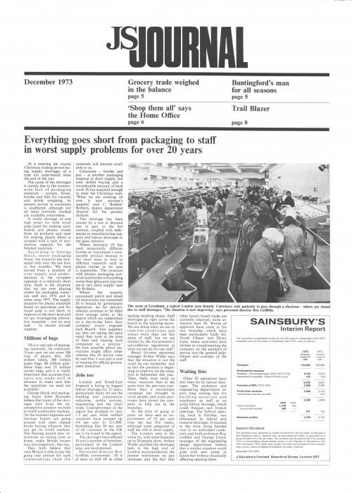 SA/SC/JSJ/27/9 - JS Journal, Christmas 1973