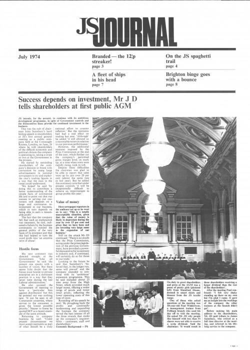SA/SC/JSJ/28/7 - JS Journal