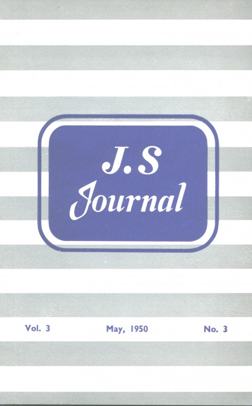 SA/SC/JSJ/4/3 - JS Journal Vol. 3 No. 3
