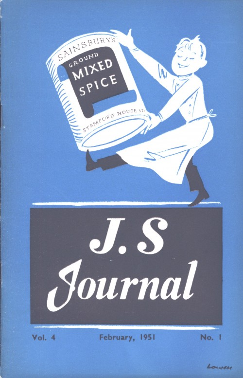 SA/SC/JSJ/5/1 - JS Journal Vol. 4 No. 1