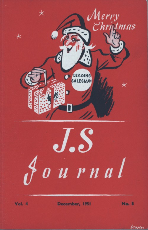 SA/SC/JSJ/5/5 - JS Journal Vol. 4 No. 5