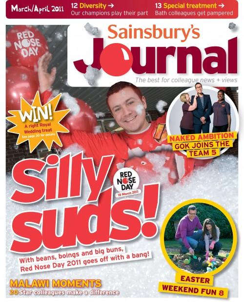 SA/SC/JSJ/65/2 - 'Sainsbury's Journal' March- April 2011