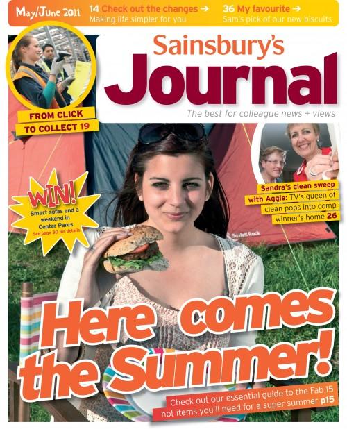 Sainsbury's Journal', May/June 2011 | SA/SC/JSJ/65/3