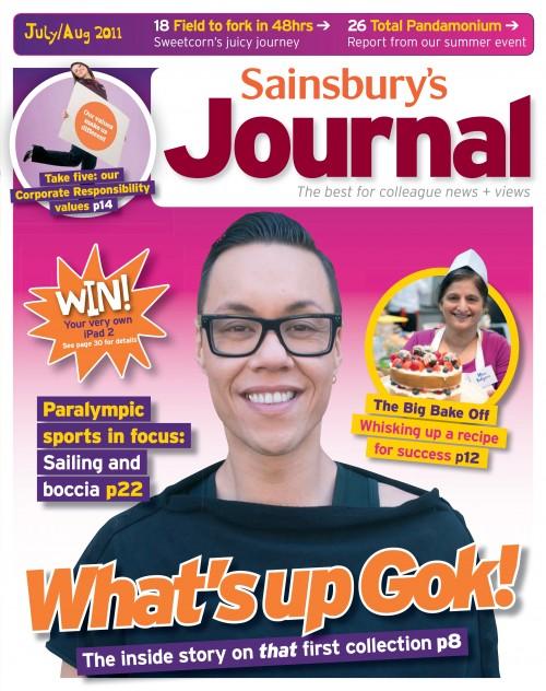 SA/SC/JSJ/65/4 - 'Sainsbury's Journal' July- August 2011