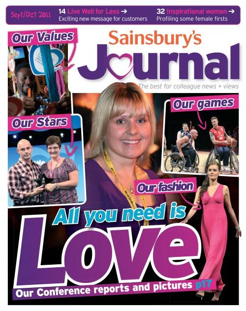 SA/SC/JSJ/65/5 - 'Sainsbury's Journal' September- October 2011