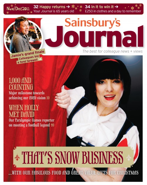 SA/SC/JSJ/65/6 - 'Sainsbury's Journal' November- December 2011