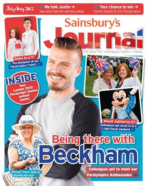 SA/SC/JSJ/66/4 - 'Sainsbury's Journal' July- August 2012