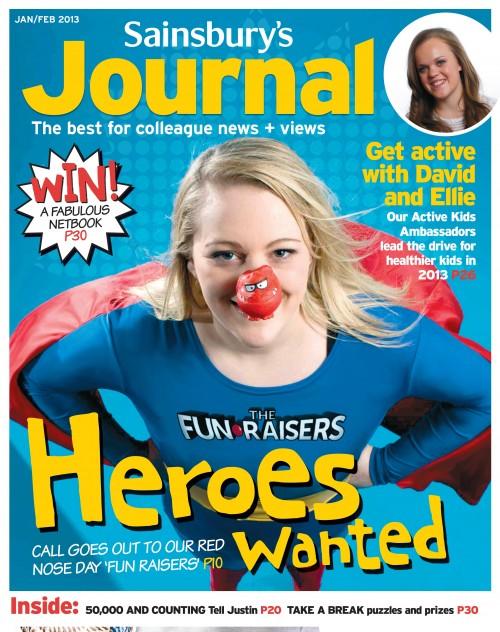SA/SC/JSJ/67/1 - 'Sainsbury's Journal', Jan- Feb 2013