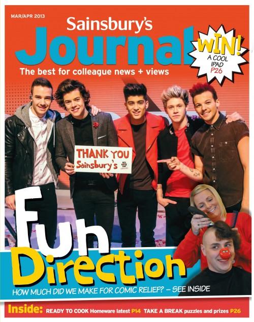SA/SC/JSJ/67/2 - 'Sainsbury's Journal', Mar- Apr 2013
