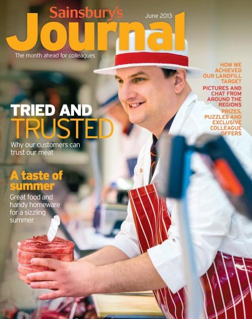 SA/SC/JSJ/67/3 - 'Sainsbury's Journal', Jun 2013
