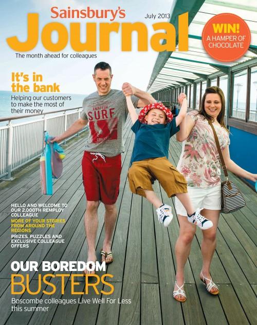 SA/SC/JSJ/67/4 - 'Sainsbury's Journal', Jul 2013