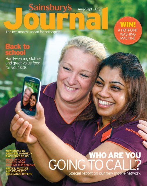 SA/SC/JSJ/67/5 - 'Sainsbury's Journal', Aug-Sep 2013