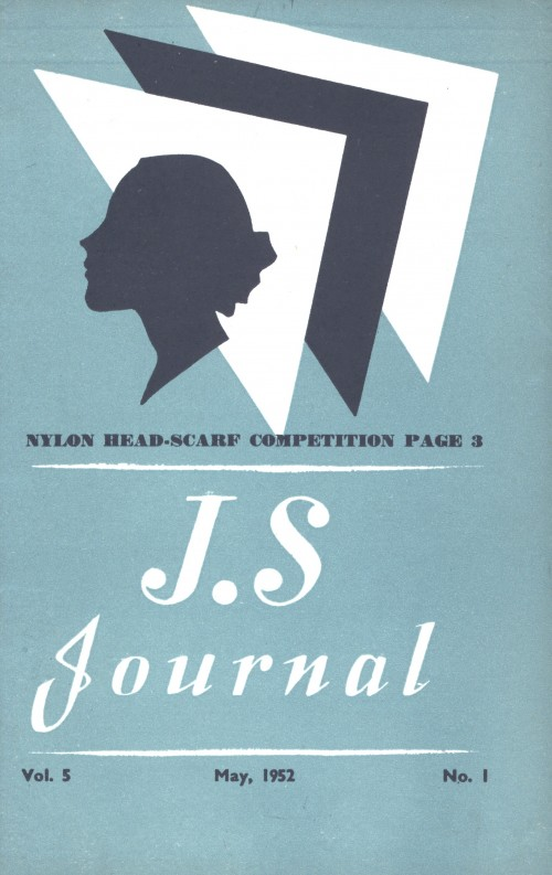 SA/SC/JSJ/6/1 - JS Journal Vol. 5 No. 1
