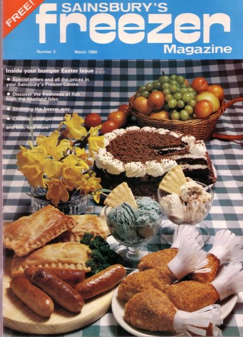 "SA/SUB/FRE/3/2/3 - ""Sainsbury's Freezer Magazine"" number 3, March 1980"