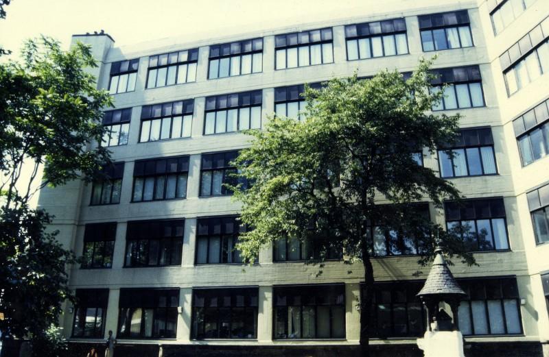 SA/BL/IMA/5/3 - Photograph of Rennie House exterior, 1980s-1990s