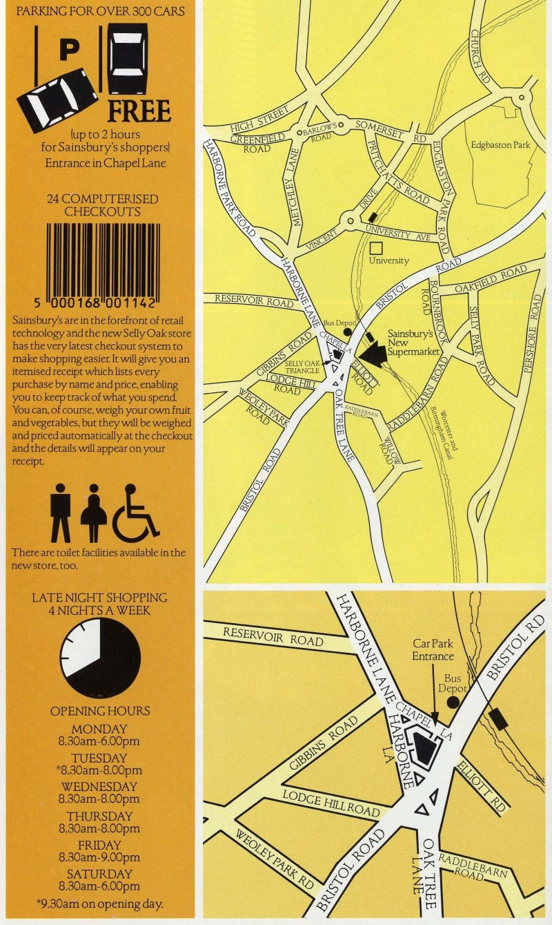 1d107953ba Sainsbury's Shopper's Guide