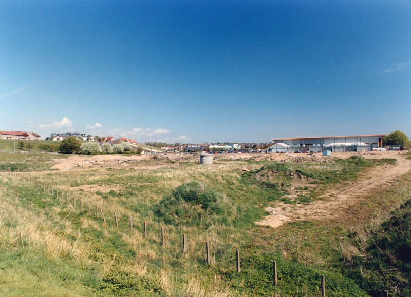 SA/BRA/7/A/1/18 - Image of the site for Garthdee Road, Aberdeen branch before construction