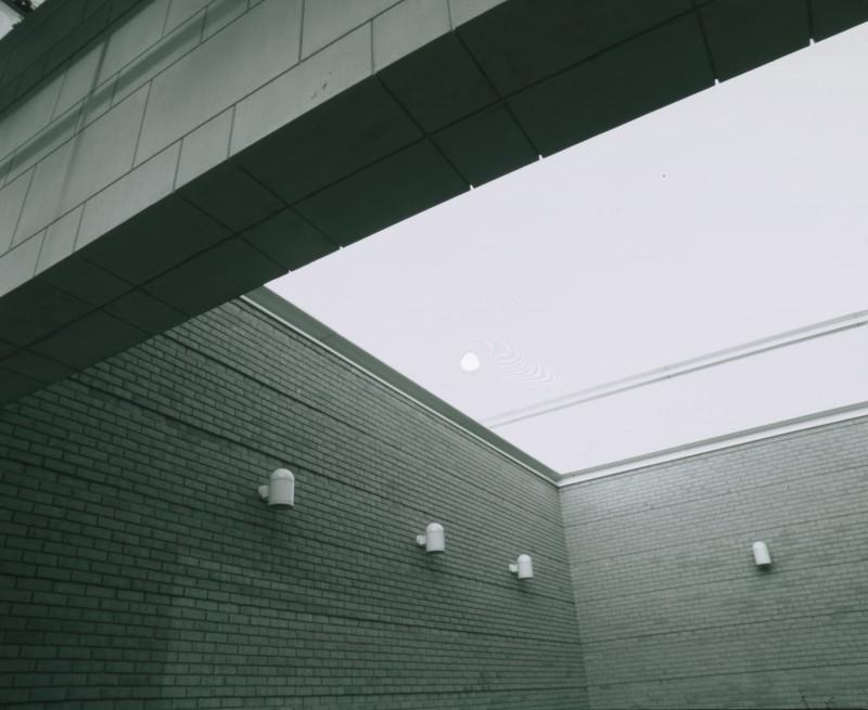 SA/BRA/7/B/46/2/156 - Image of detail of building at Oxford Road, Banbury branch
