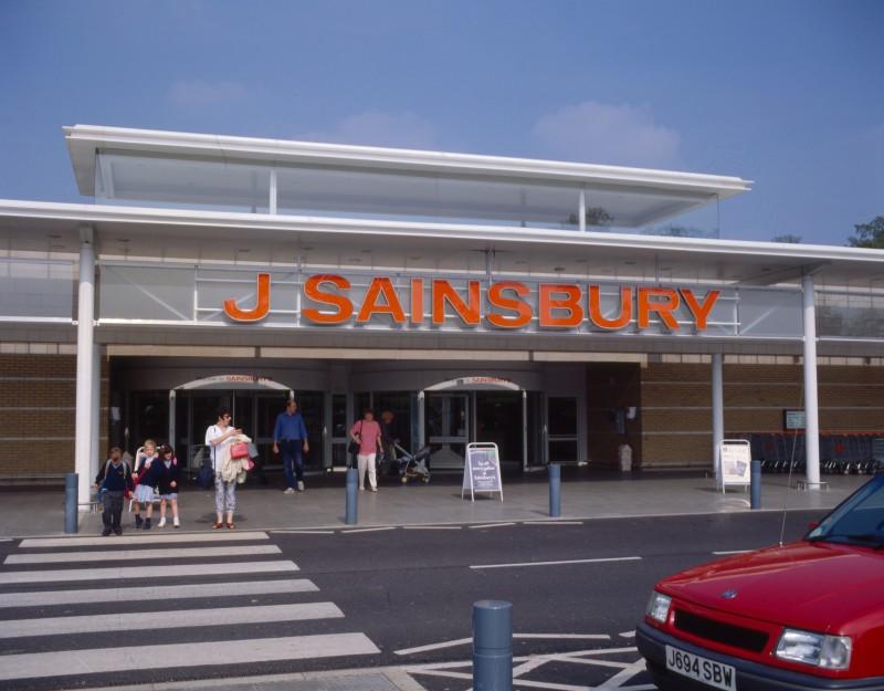 SA/BRA/7/B/46/2/79 - Image of shop front at Oxford Road, Banbury branch