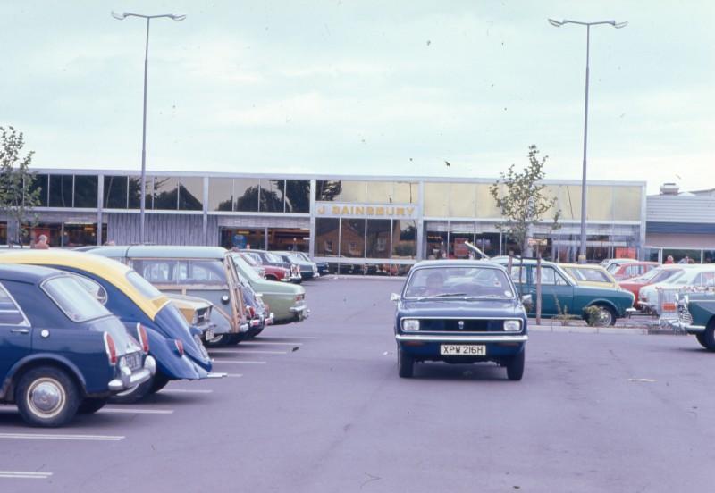 SA/BRA/7/C/4/3/223 - Image of Cambridge Coldhams Lane car park