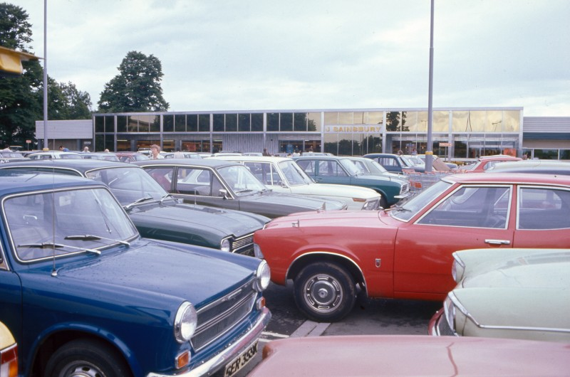 SA/BRA/7/C/4/3/226 - Image of Cambridge Coldhams Lane car park