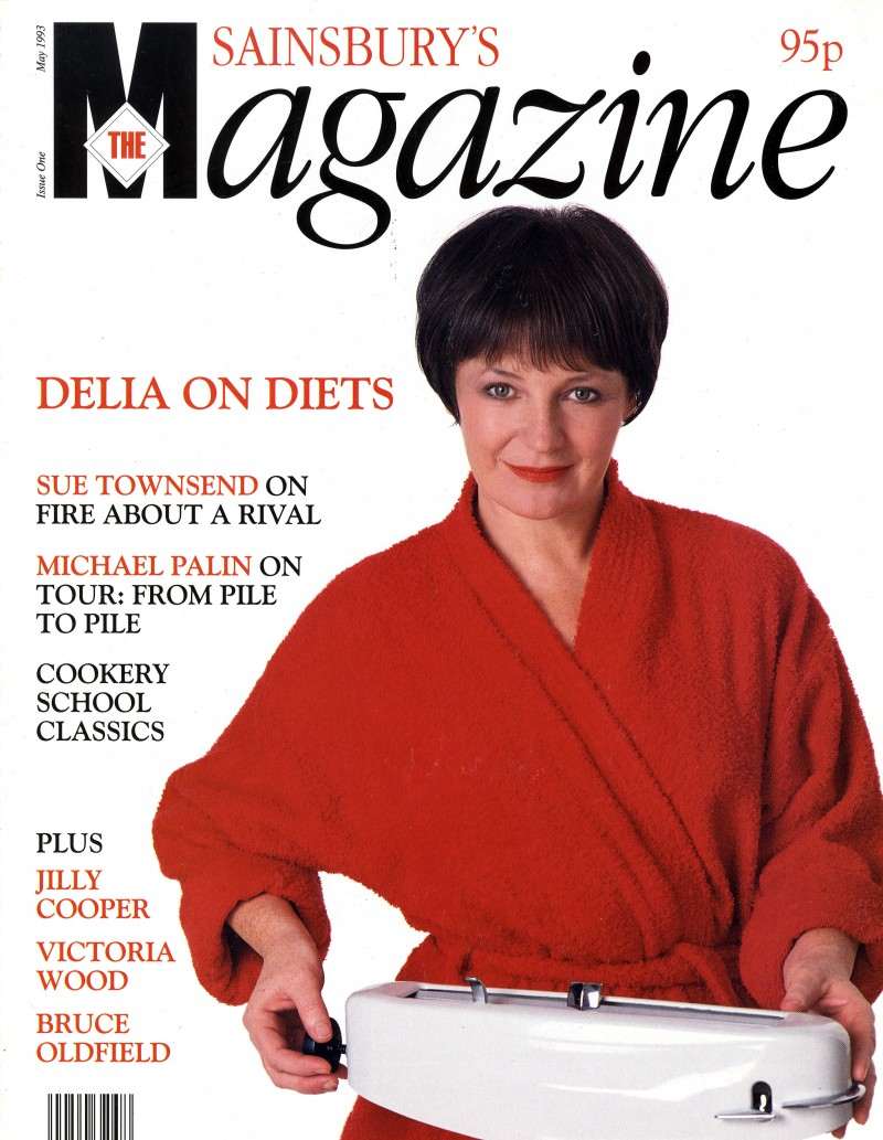 SA/CPUB/1/1/1/1 - Sainsbury's The Magazine May 1993