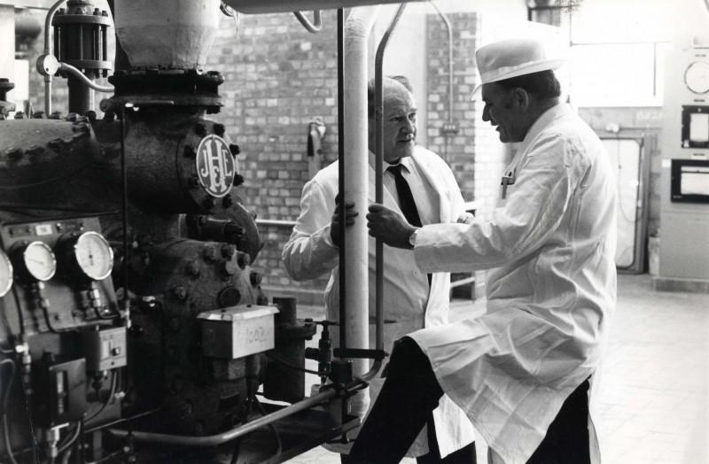 SA/DEP/4/6/11 - Photograph of Charlton Depot - RBH Harold and S Ramage, engineers
