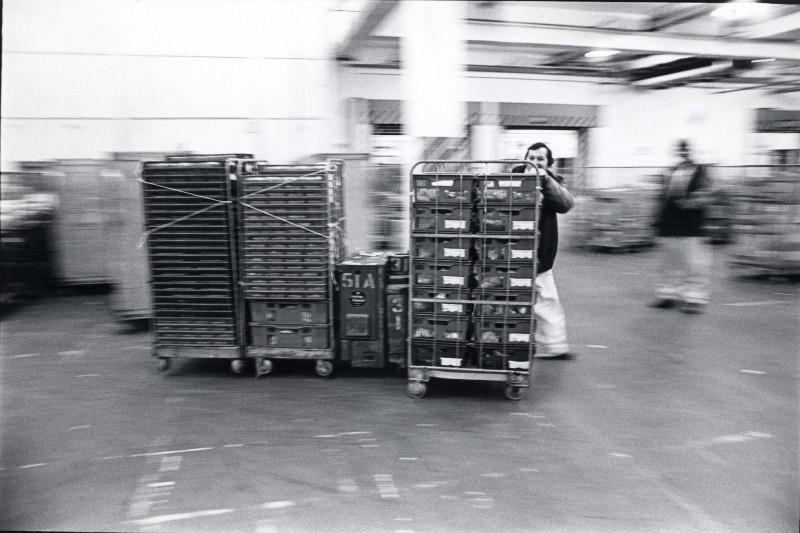 SA/DEP/4/6/53 - Photograph of Charlton Depot, 1977 - perishables warehouse
